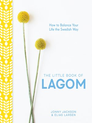 cover image of The Little Book of Lagom